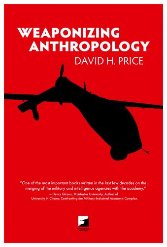 Weaponizing Anthropology Cover